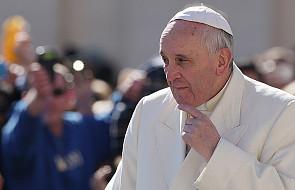 Papież Franciszek zjadł obiad z więźniami