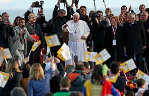 Franciszek zdradza receptę na długie życie