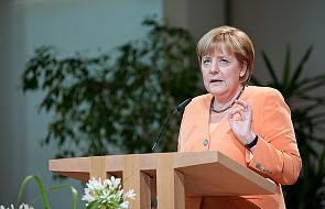 Merkel będzie walczyć o wolność słowa w Rosji