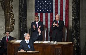 Binjamin Netanjahu w Kongresie USA