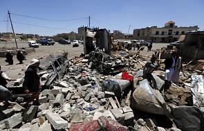 Jemen: 45 ofiar w nalocie na obóz uchodźców