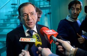 M. Kamiński skazany za nadużycia przez CBA