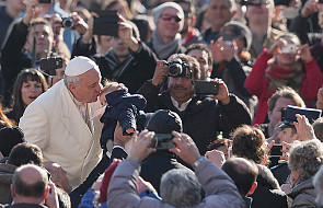 Franciszek odwrócił negatywny obraz Kościoła