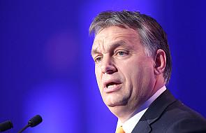 Orban nie poprze umowy szkodzącej Węgrom