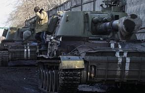 Ukraina: Moskwa grozi atakiem na Kijów