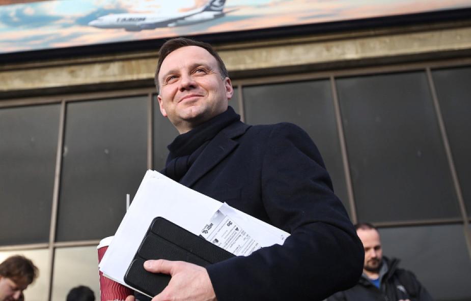Duda do Komorowskiego: Debata przed I turą?