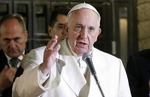 Franciszek: Styl Boga to pokora, nie widowisko