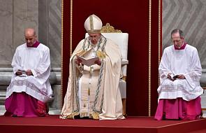 Papież: niech Jubileusz Miłosierdzia leczy rany, otwierając drogi przebaczenia i pojednania
