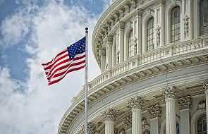 USA: Strzały w pobliżu Kongresu