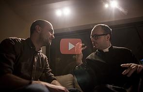 Ks. Jan Kaczkowski: Życie na pełnej petardzie [VIDEO]