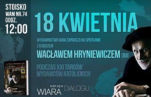 Spotkanie z ks. Wacławem Hryniewiczem OMI w Warszawie