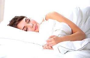 Sposób na problemy ze snem