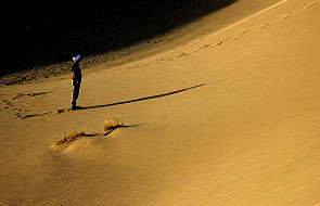 Po co księdzu pustynia?