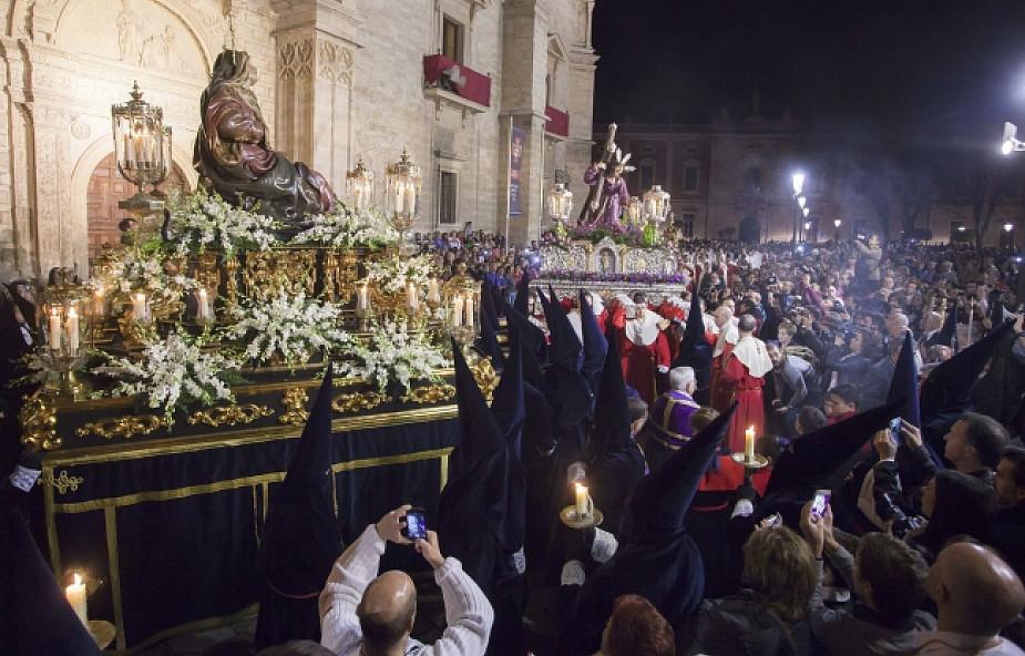 Hiszpania: Wielki Czwartek w Valladolid