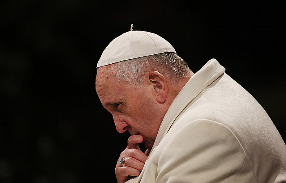 Żarliwa modlitwa papieża za ofiary zbrodni w Libii