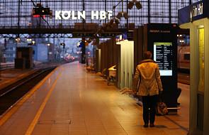 Niemcy: maszyniści strajkują, cierpią miliony pasażerów