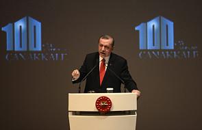 Erdogan zaprzecza ludobójstwu Ormian