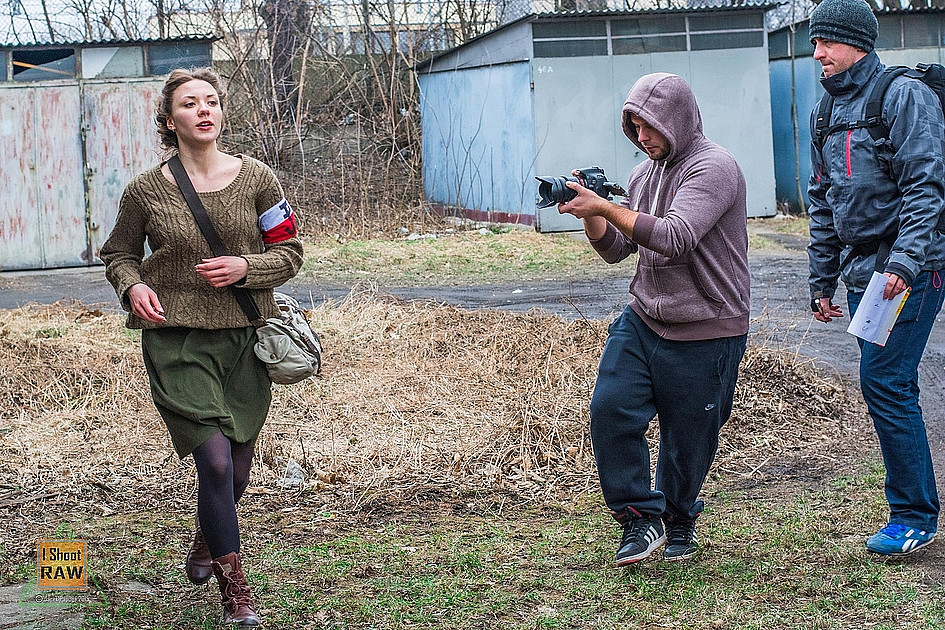 Powstanie Warszawskie - krótki film, który podbił serca tysięcy Internautów - zdjęcie w treści artykułu nr 8