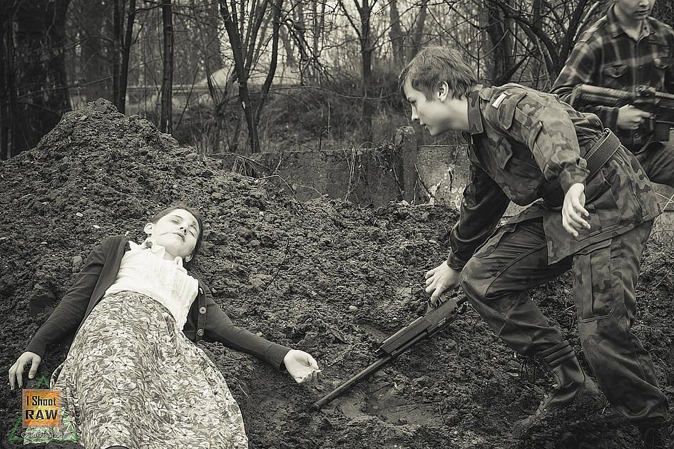 Powstanie Warszawskie - krótki film, który podbił serca tysięcy Internautów - zdjęcie w treści artykułu nr 9