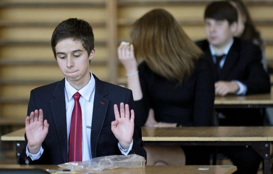 Zakończył się egzamin gimnazjalny