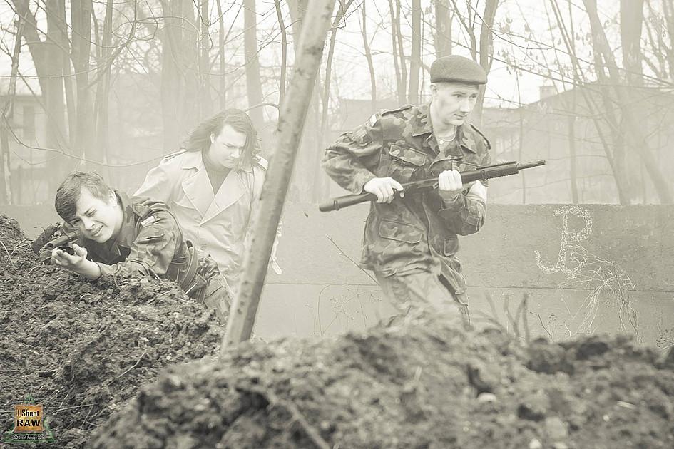 Powstanie Warszawskie - krótki film, który podbił serca tysięcy Internautów - zdjęcie w treści artykułu nr 1