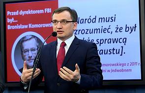 """""""Decyzja komisji zemstą za moją walkę z korupcją"""""""
