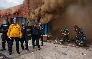 USA: zamieszki w Baltimore - wprowadzono stan wyjątkowy