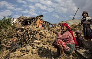 100 tys. dolarów od papieża dla ofiar w Nepalu
