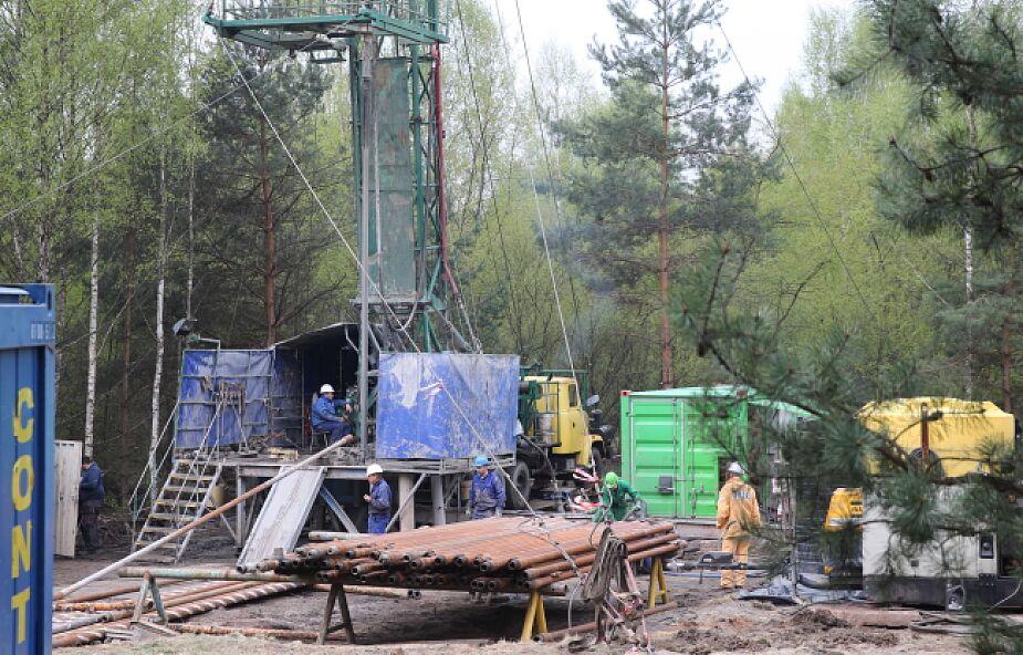 Akcja w kopalni: odwiert sięgnął 760 m