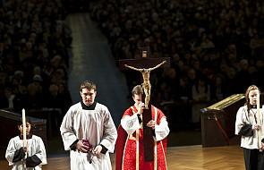 Katolik a wiara i gesty