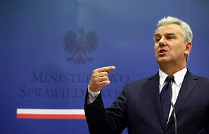 Premier Kopacz przyjęła dymisję Cezarego Grabarczyka