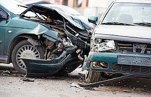 Święta na drogach: 185 wypadków