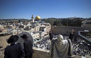50 tys. żydów modliło się przy Ścianie Płaczu