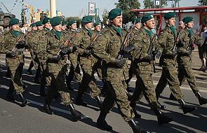 Więcej żołnierzy na wschodzie i północy kraju
