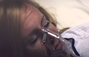 Ta mama doświadczyła cudu [VIDEO]