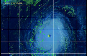 Tajfun Noul pustoszy Filipiny