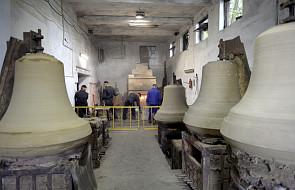 Powstał dzwon na 1050. rocznicę Chrztu Polski