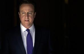 """Cameron nastawiony na """"trudne"""" negocjacje w UE"""