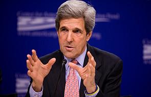 Kerry i Putin spotkają się w Soczi