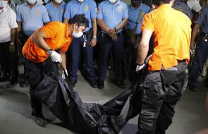Filipiny: rośnie liczba ofiar tragicznego pożaru
