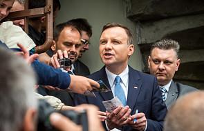 Duda: trzeba podnieść poziom życia Polaków i zatrzymać emigrację