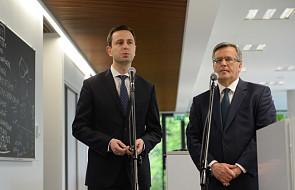 """Urbański: program """"Pierwsza praca"""" - inicjatywą wyborczą"""