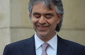Andrea Bocelli wspiera watykańską inicjatywę na rzecz rodzin