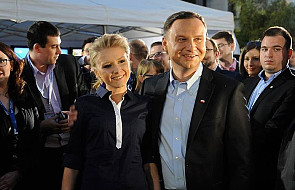 Lis i Karolak zaatakowali córkę Andrzeja Dudy
