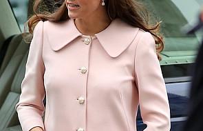 Kate, księżna Cambridge w szpitalu położniczym