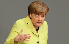 Merkel: nikt nie ma prawa blokować zbliżenia z UE