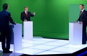 Druga debata Duda - Komorowski