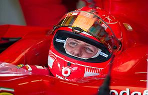 Michael Schumacher powoli wraca do zdrowia