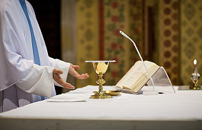 Jutro święto Chrystusa - Najwyższego Kapłana