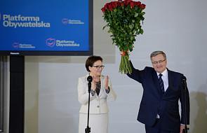 Prezydent: chcę być częścią frontu obrony wolnej Polski